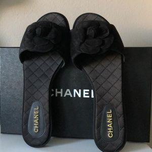 New Chanel Mules Flats